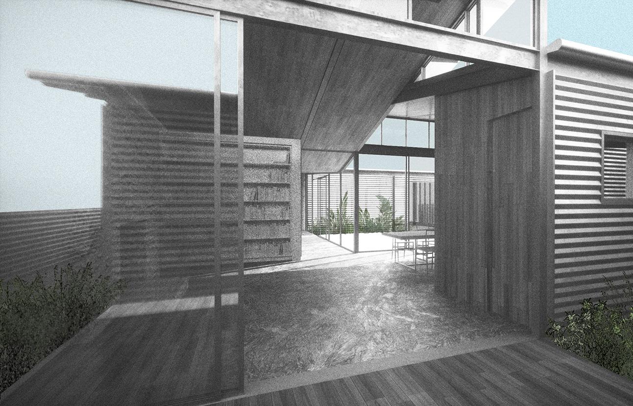 Food And Water House Studio Terpeluk